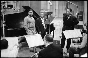 Billy Strayhorn, Duke Ellington ve Thelonious Monk