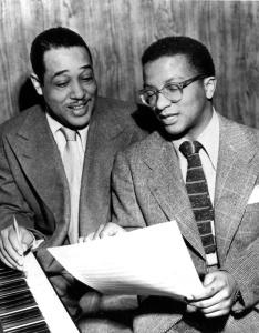 Billy Strayhorn ve Duke Ellington