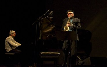 Jason Moran ve Charles Lloyd